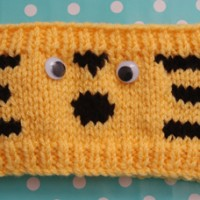 Chunky Bee Headband Childrens to Adults
