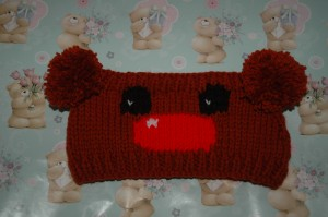 Chunky Rudolf Headband Pattern