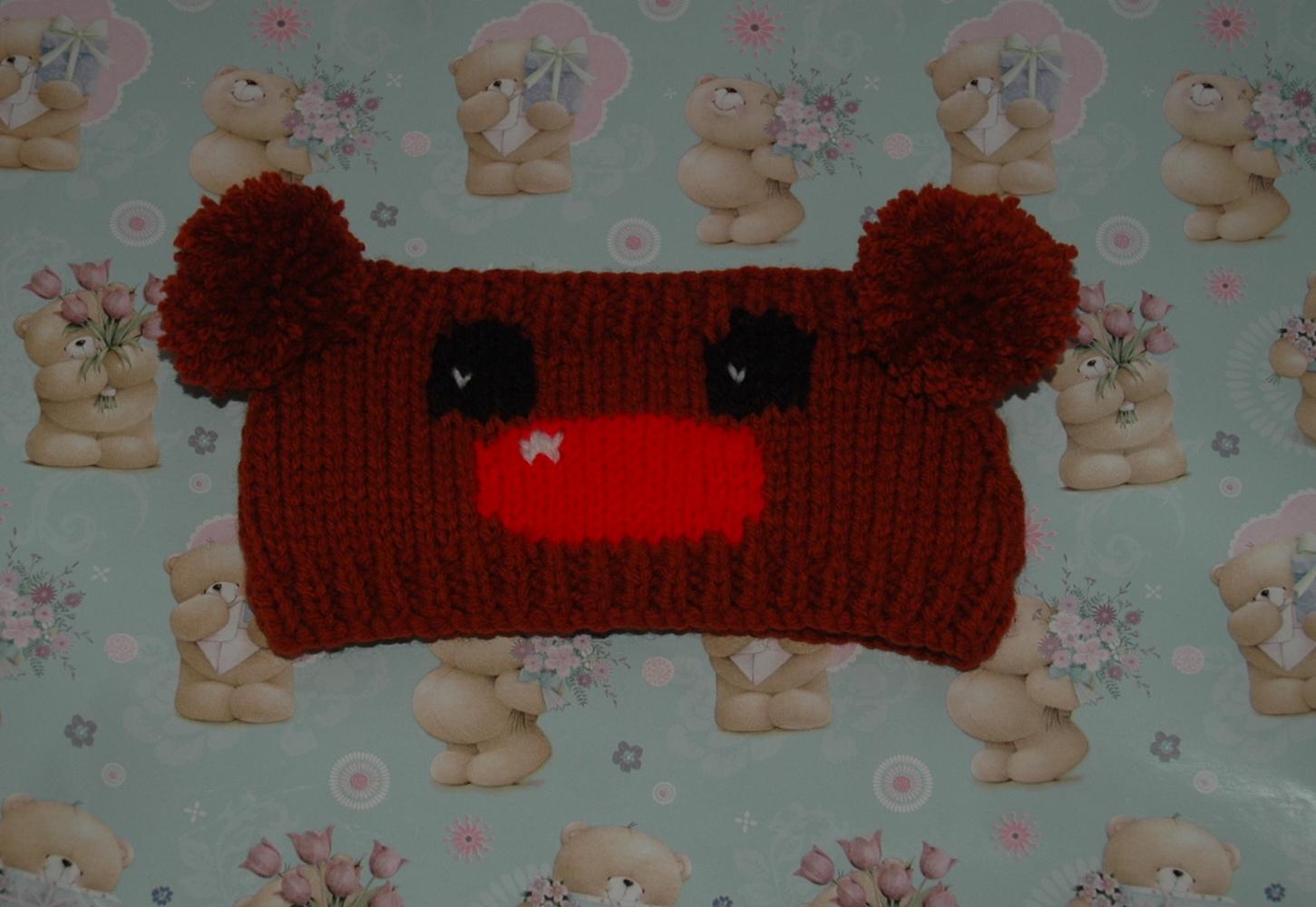 Chunky Reindeer Headband