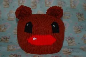Chunky Rudolf Reindeer Hat Pattern