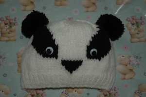 Chunky Badger Hat Knitting Pattern
