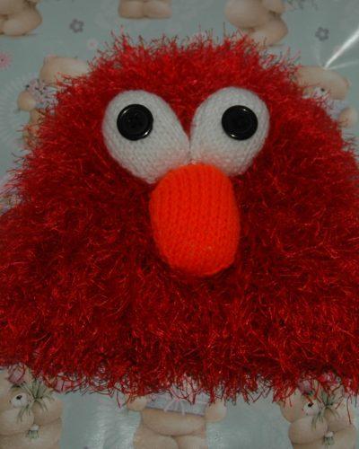 Funky Elmo Hat