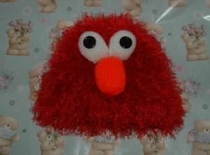 Funky Elmo Hat Pattern