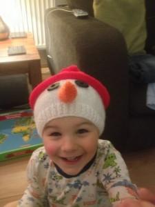 Chunky Snowman Hat Pattern