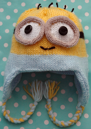 Baby Boy (Looks like) Minion Hat