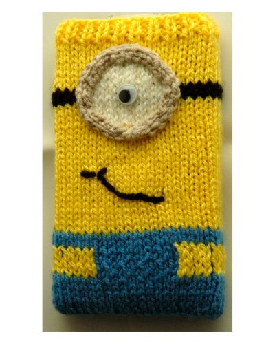 yellow minion cover