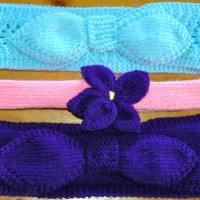 3 Ladies & Girls Assorted Headbands