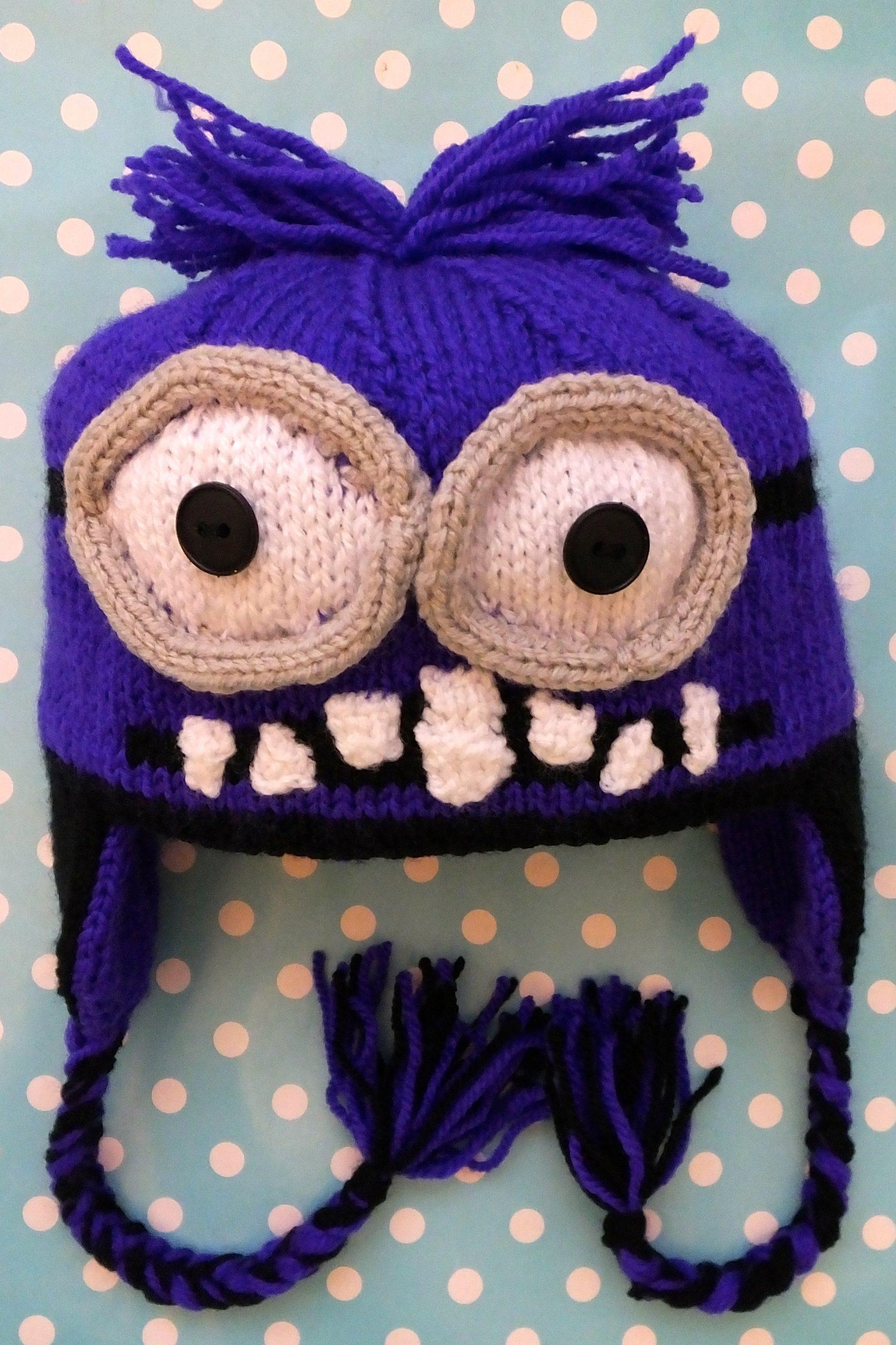 Evil Minion 2 eyed