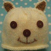 Babies Teddy Bear Hat