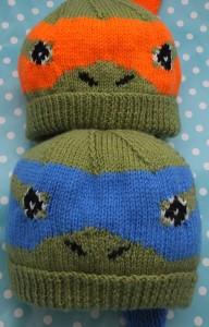 Turtle Hat Knitting Pattern