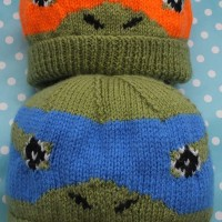 Turtle Hat Knitting Pattern