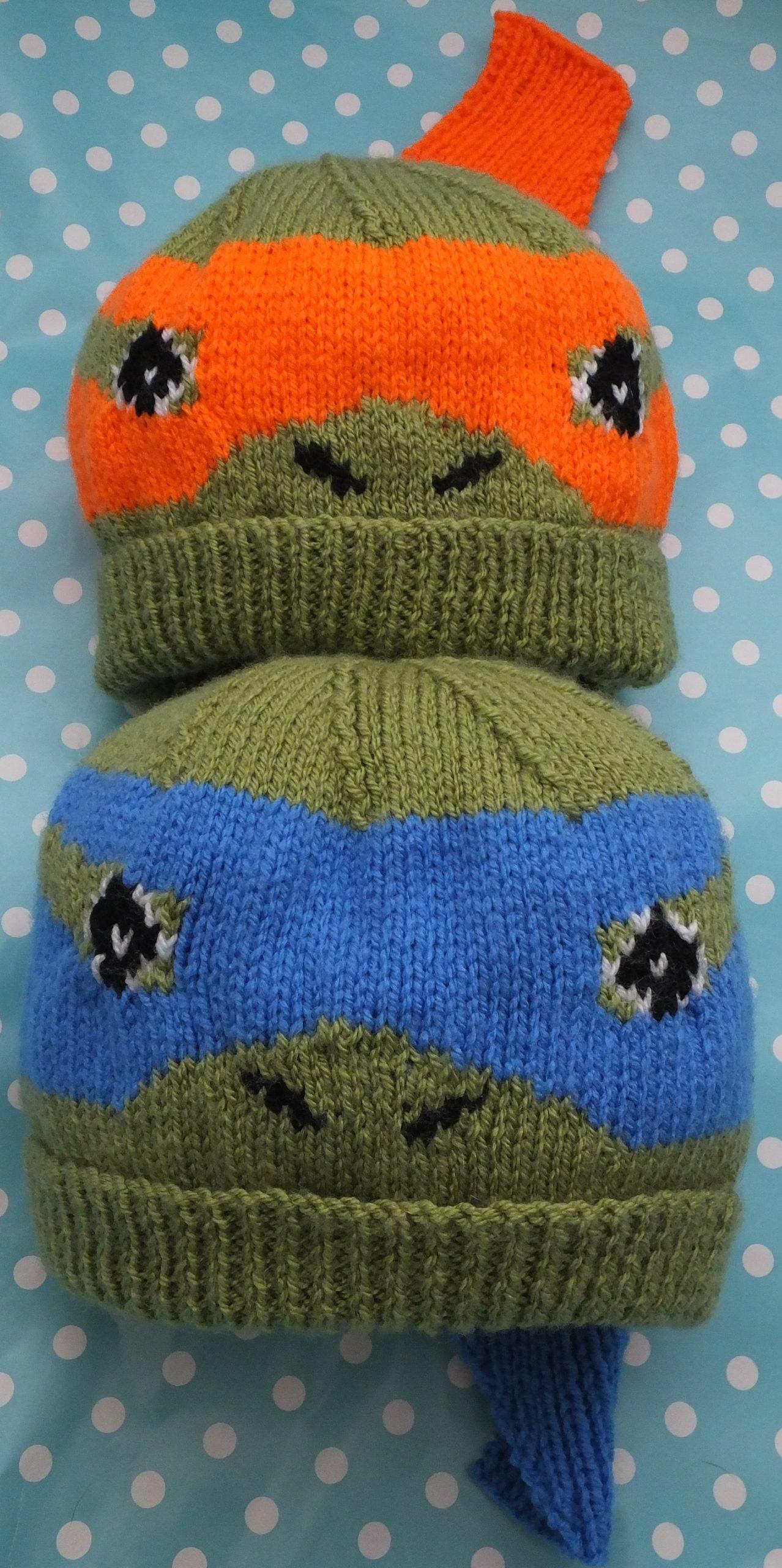 DK - Knitting pattern - Turtle Beanie Hat | Knits r us