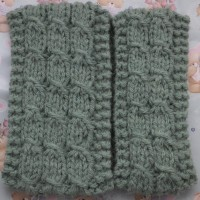 Super Chunky Mock Cable Headbands Ladies & Girls