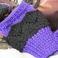 DK Fishtail Lacy Cuffs