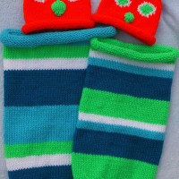 Hungry Caterpillar Babies Hat & Sleep Sack