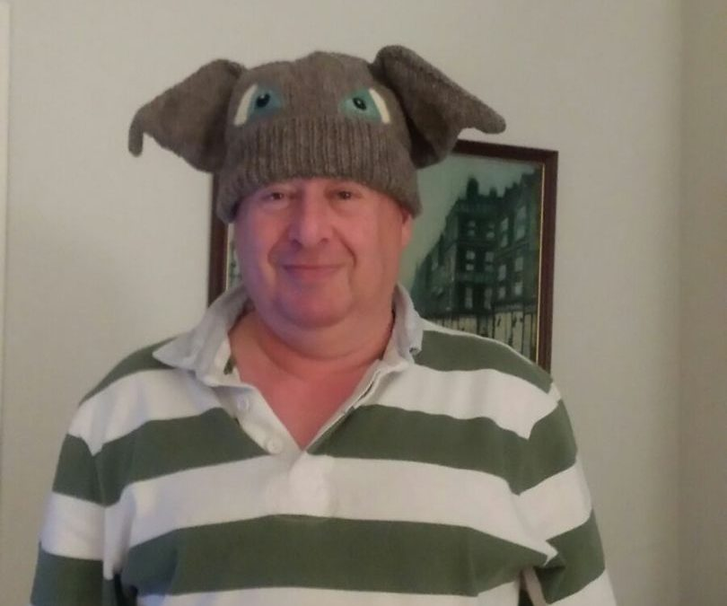 Knitted Dobbie hat