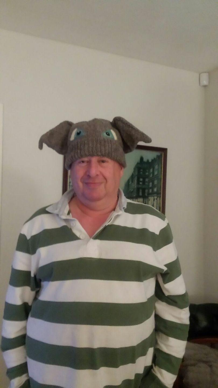 Knitted Dobbie hat