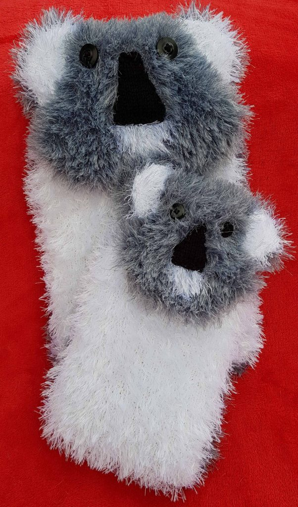 Moments King Cole Koala Bear Hot Water Bottle Covers